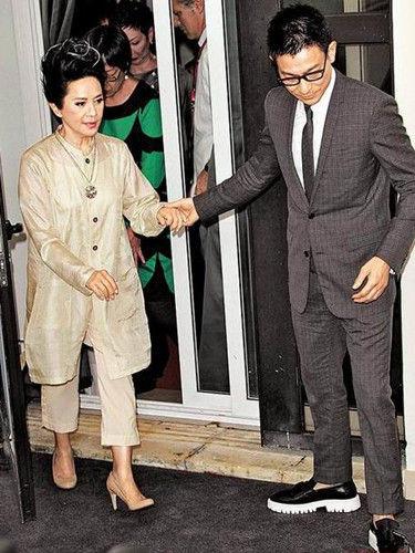 干妈和干姐_刘德华确定出席金马奖 与葛优彭于晏竞逐影帝(图)-搜狐滚动