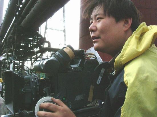 楼健导演工作照