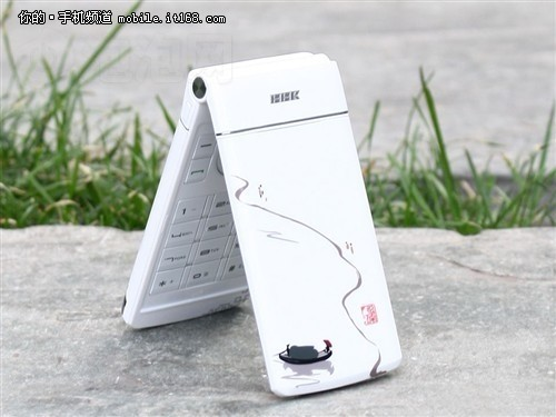 【it168 行情】步步高推出的这款忆江南·k203m手机为