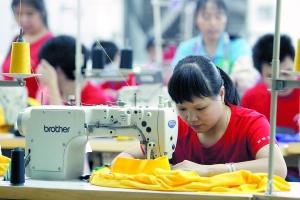 劳动力需求带动了众多外来务工人员来顺德。