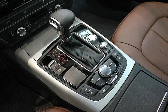 奥迪A7 Sportback 排挡