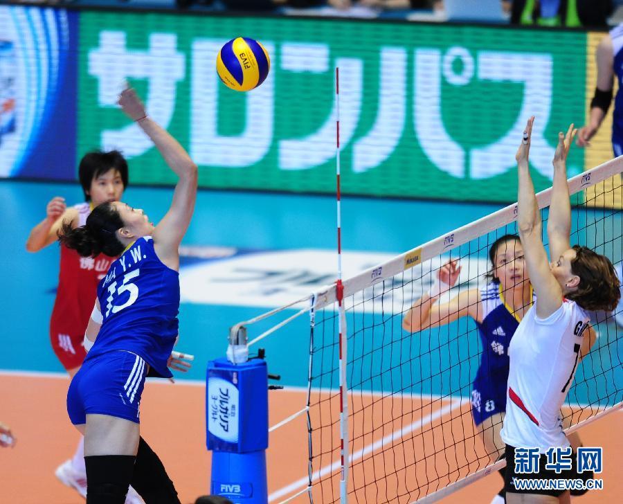 2011女排世界杯视频_女排世界杯:中国3-0德国直通伦敦奥运[组图]-搜狐滚动