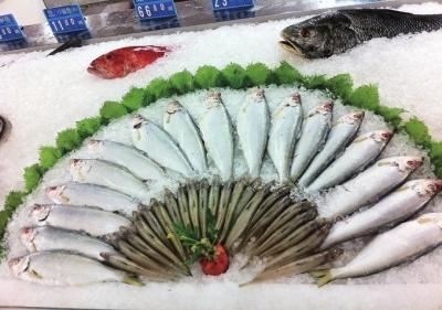 海鲜也卖萌造型摆起来(图)图片