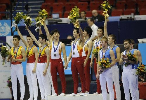 日本获得冠军