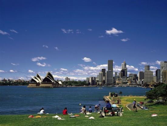 澳大利亚人生活优越 平均寿命比美国人长40个月(图)