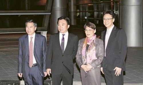 邵逸夫44年来首次缺席无线台庆。