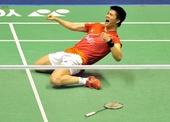 图文:香港羽毛球公开赛赛况 傅海峰疯狂庆祝