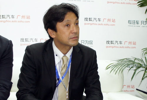 一汽丰田汽车销售有限公司副总经理 须贺修二