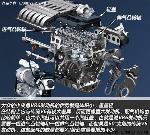 更偏向于我们传统认知中的直列六缸发动机,最大的优点就是结构紧凑图片