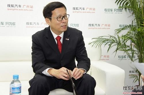 广汽菲亚特汽车有限公司执行副总经理蒋平