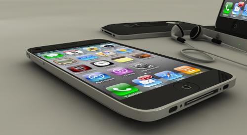 这款苹果iphone hd概念手机看上去像是ipad缩小版