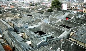 扬州传统民居(资料图片)