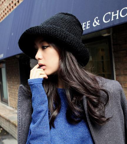 冬季戴帽时最搭的10款发型(组图)图片