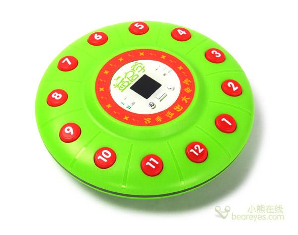 评测首款儿童脑力玩具|记忆宝Q1