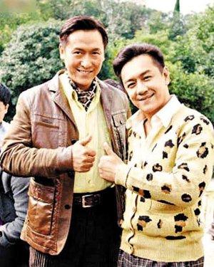 陈浩民(微博)与马德钟