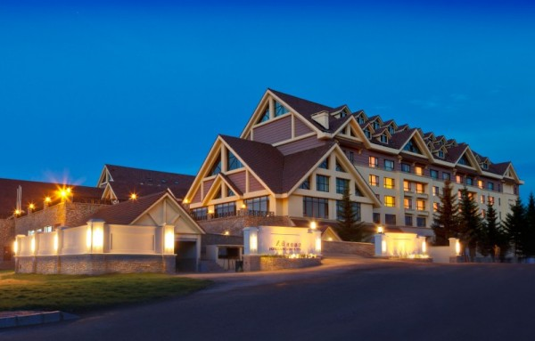 非凡年会,感受自然无尽魅力——长白山天域度假酒店