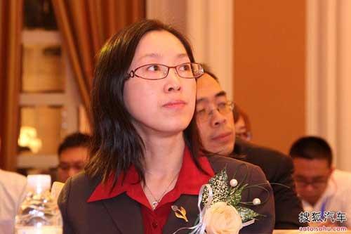 宝马集团大中华区企业和政府事务副总裁吴燕彦
