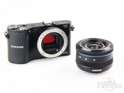 三星NX200和20-50mm F3.5-5.6镜头