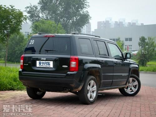 【JEEP吉普自由客外观】 -年度车导购 6款入围的人气SUV车型推荐图片