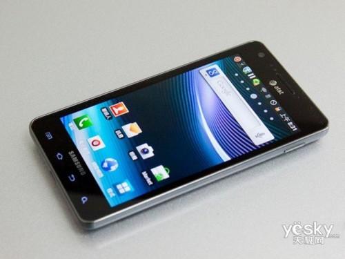 图为:三星 i997 手机
