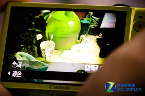 佳能IXUS230 HS玩具相机效果滤镜