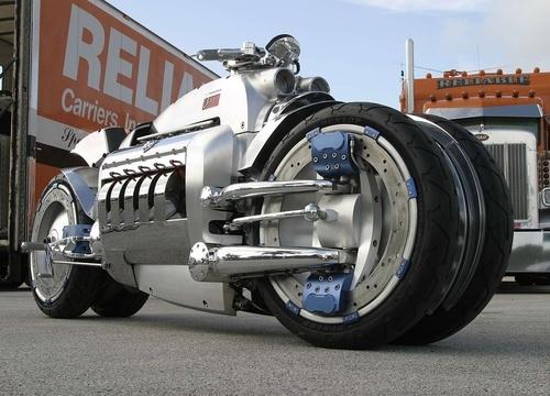 汽车品牌旗下的超级摩托高清图片