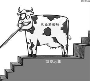 专家曝乳品新国标初稿由蒙牛等乳企起草