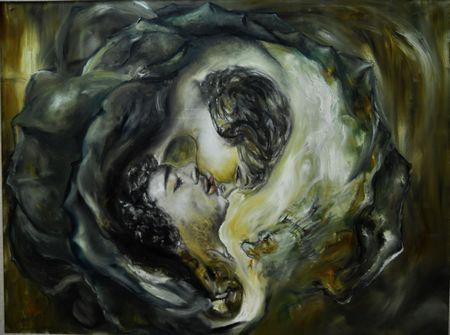 性事种种人体艺术_杨林川艾滋病日开画展 一位画家送给国人的礼物