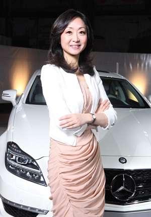 梅赛德斯-奔驰(中国)汽车销售有限公司公共关系及媒体传播副总裁王燕女士