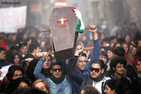 意大利:不可能的任务(图)