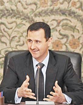 叙总统巴沙尔的权力之路