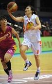 图文[WCBA]:北京女篮胜浙江 周宏华上篮