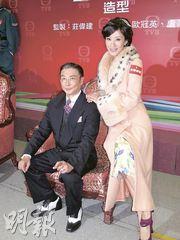 杨怡在《名媛望族》饰演刘松仁的姨太太