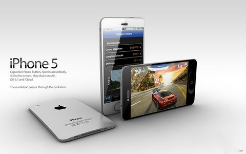 外媒曝iphone5将装安全气囊