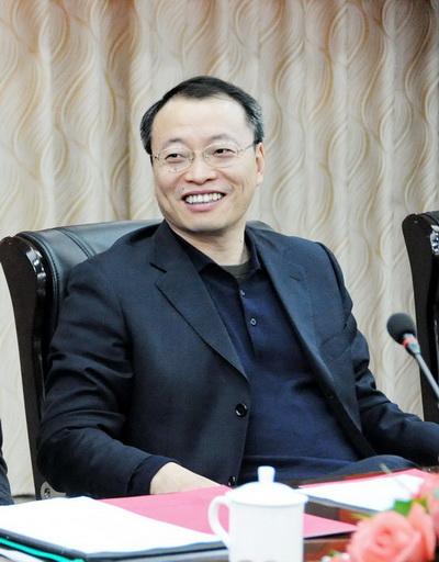 国家体育总局武术研究院副院长陈国荣在会上。