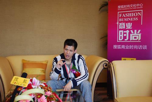 派代网总裁、创始人邢孔育接受搜狐专访