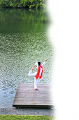 静静体会自然地声音 瑜伽温泉修身养心