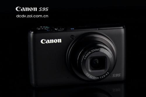 图为:佳能数码相机S95