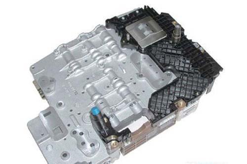 奥迪D3A8轿车 自动变速器综合故障的解决