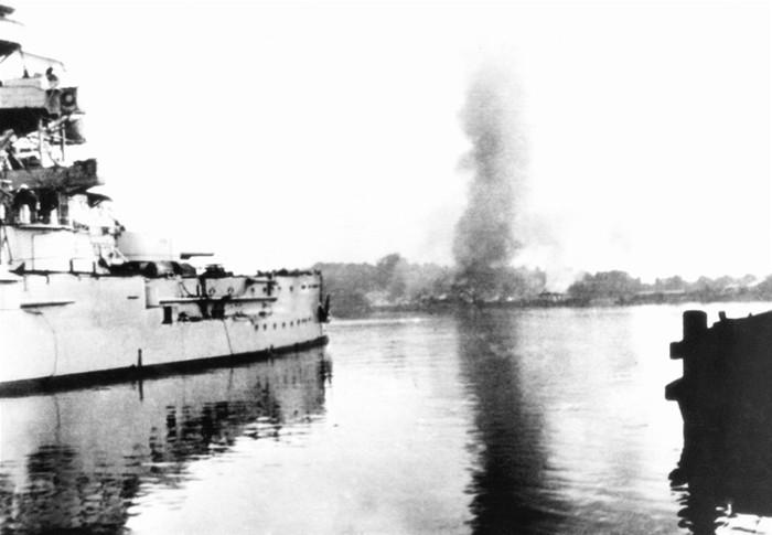 组图揭秘 纳粹德国入侵波兰拉开二战序幕