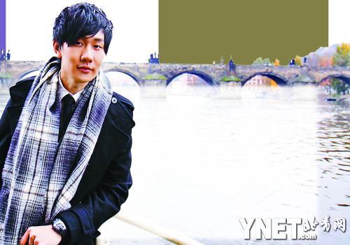 林俊杰拍mv想起初恋(图)图片