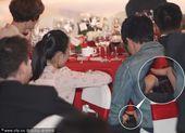 图文:刘翔出席晚宴频遭搭讪 互留电话