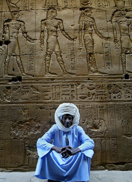神秘的古埃及文明(组图)图片