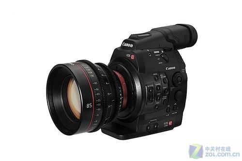 佳能首款EOS摄像机EOS C300