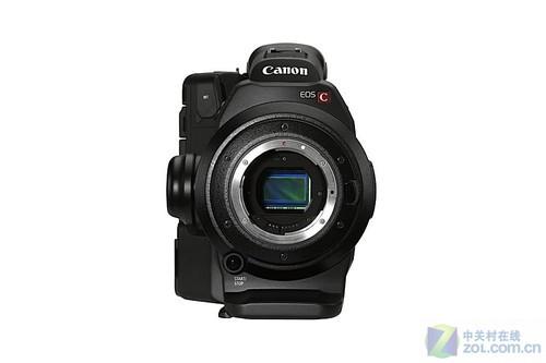 佳能C300支持RGB三像素合一拍摄全高清视频