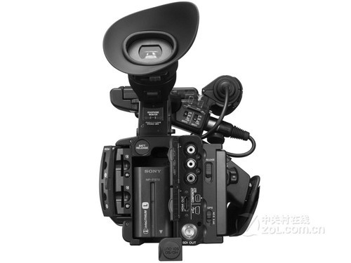 存储卡旗舰新品 索尼专业机NX5C送铝箱