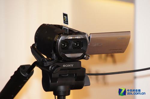 索尼3D数码摄像机TD10E