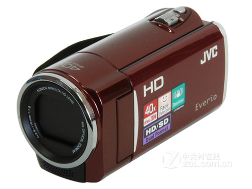 JVC数码摄像机GZ-HM30