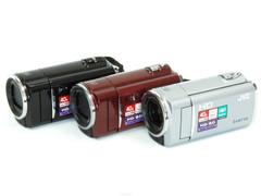 40倍大光变彩色机身 JVC HM30套装促销