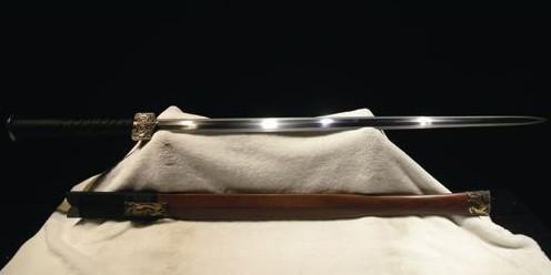 汉剑vs日本刀
